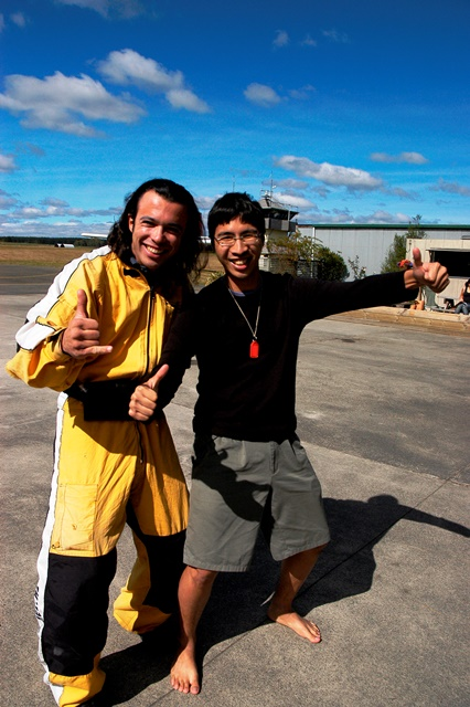 Skydiving at Taupo (1)