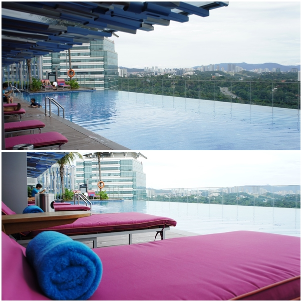Aloft KL_Swimming pool