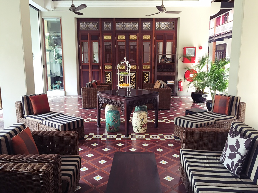 Seven terraces penang the best of peranakan living for 7 terrace penang